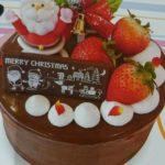 パティスリースイートソレイユの2018年クリスマスケーキのご紹介♪
