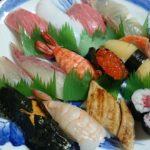 佐世保にあるたねもと寿司のネタのデカさに驚愕!!肉厚でコリコリなネタは一度食べたら虜♡
